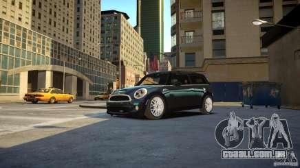 Mini Cooper Clubman para GTA 4