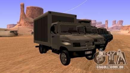 ZIL 5301 Goby para GTA San Andreas