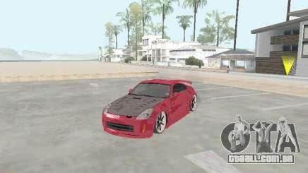 Nissan 350Z v2 para GTA San Andreas