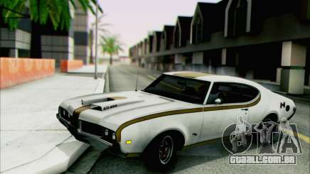 Oldsmobile Hurst/Olds 455 Holiday Coupe 1969 para GTA San Andreas