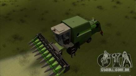Deutz Harvester para GTA San Andreas