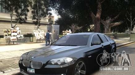 BMW 550i F10 para GTA 4