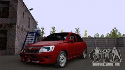 Dreno de 2190 VAZ para GTA San Andreas