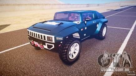 Hummer HX para GTA 4