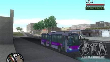 Marcopolo Viale III para GTA San Andreas