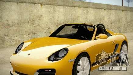 Porsche Boxter Spyder para GTA San Andreas