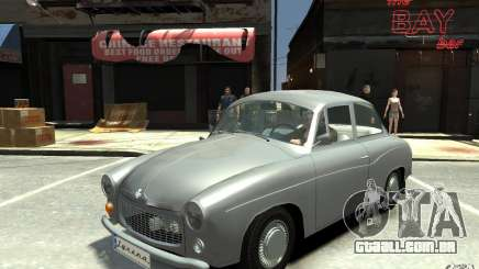 FSM Syrena 105 para GTA 4