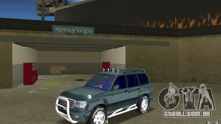 Toyota Land Cruiser 100 para GTA Vice City