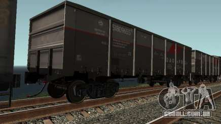 Abra RZHD JSC para GTA San Andreas