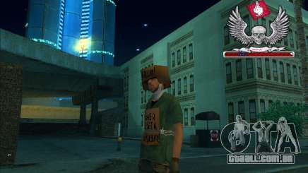 HD caixa-Bum para GTA San Andreas