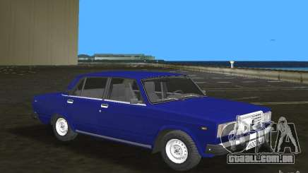 Carro LADA 2107 VAZ para GTA Vice City