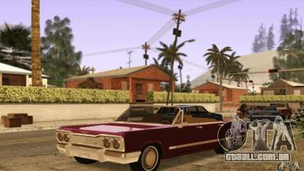 Savanna Detroit 1965 ( v. 2 ) para GTA San Andreas
