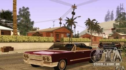 Savanna Detroit 1965 ( v. 2 ) para GTA San Andreas