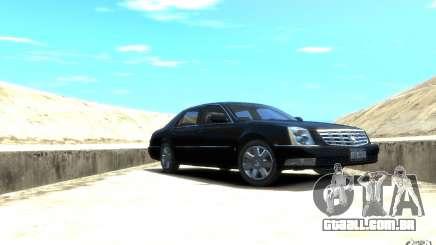 Cadillac DTS v 2.0 para GTA 4