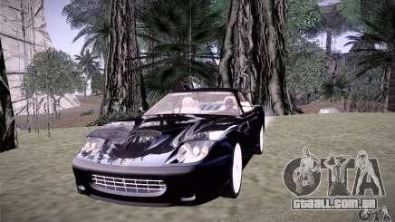 Ferrari 575M Maranello para GTA San Andreas