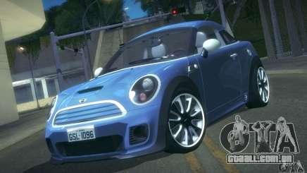 Mini Concept Coupe 2010 para GTA San Andreas