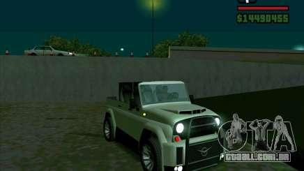 UAZ 469 Tuning para GTA San Andreas