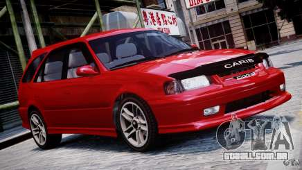 Toyota Sprinter Carib BZ-Touring 1999 [Beta] para GTA 4