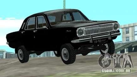 GAZ-24 VOLGA 95 para GTA San Andreas