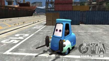 Guido de carros Mater-National para GTA 4