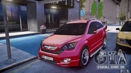 Honda CR-V Light Tuning para GTA 4