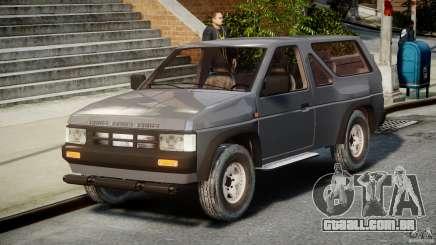 Nissan Terrano para GTA 4