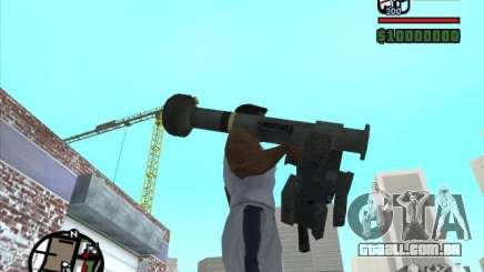 FGM-148 Dževlin para GTA San Andreas