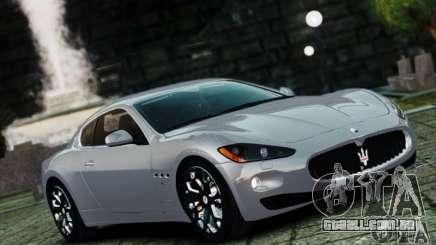 Maserati Gran Turismo S 2009 para GTA 4