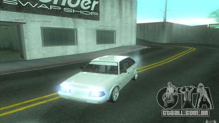 Carro do AZLK 2141 Tuning para GTA San Andreas