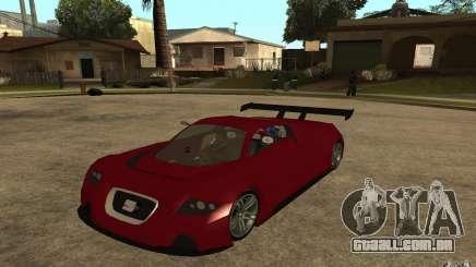 Seat Cupra GT para GTA San Andreas