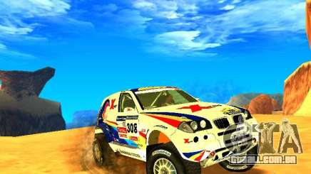 BMW X3 King Dessert para GTA San Andreas