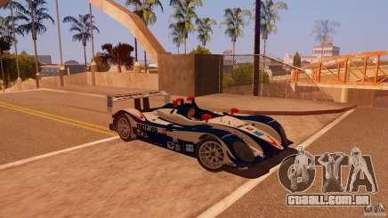Porsche RS Spyder EVO Dyson Racing para GTA San Andreas