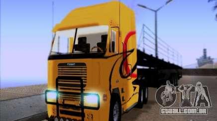 Freightliner Argosy Skin 2 para GTA San Andreas