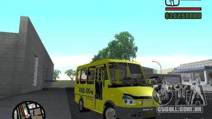 2215 GOLFINHO BANCO DE DADOS para GTA San Andreas