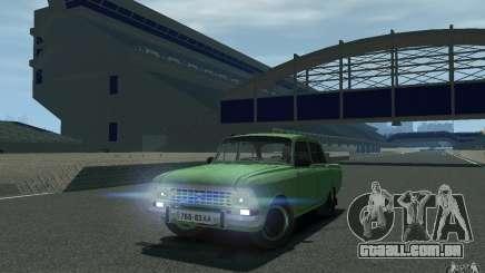 Moskvich 412 para GTA 4