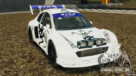 Colin McRae REI de Rallycross hatchback de 3 portas para GTA 4