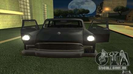 Civilian Cabbie para GTA San Andreas