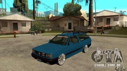 VW Parati GLS 1989 JHAcker edition para GTA San Andreas