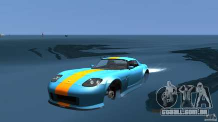 Banshee Boat para GTA 4