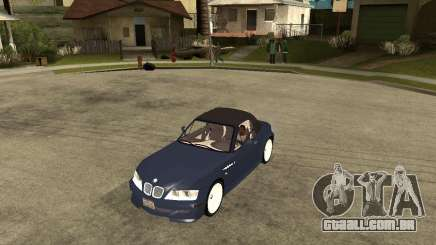 BMW Z3 Roadster para GTA San Andreas