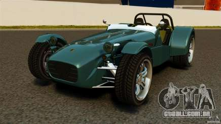 Caterham Superlight R500 para GTA 4