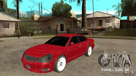GTA IV Intruder para GTA San Andreas