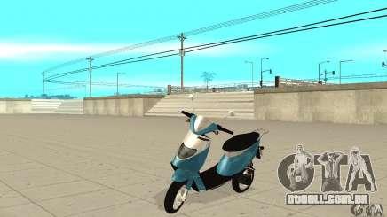 GTAIV Faggio para GTA San Andreas