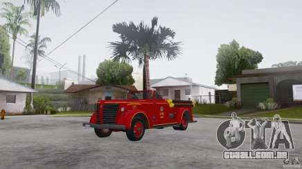 American LaFrance 600-Series 1941 para GTA San Andreas