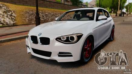 BMW 135i M-Power 2013 para GTA 4