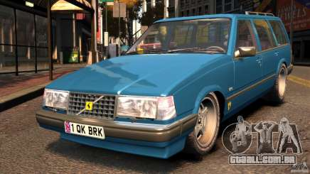 Volvo 945 Wentworth R Ridiculous Drift para GTA 4