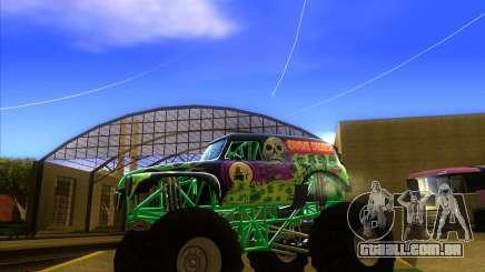 Grave Digger para GTA San Andreas