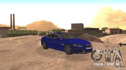 Jaguar XFR 2012 V1.0 para GTA San Andreas