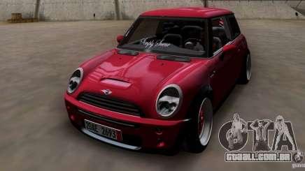 Mini Cooper S Euro para GTA San Andreas