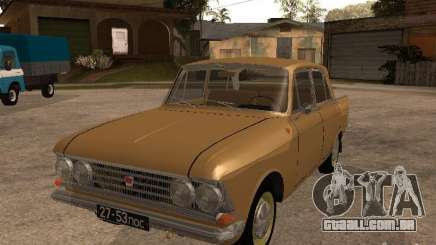 Elite Moskvitch 408 para GTA San Andreas